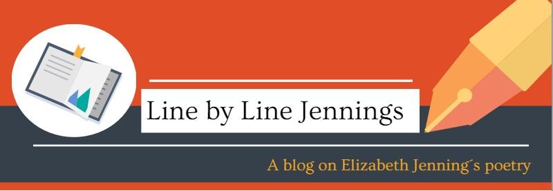 an analysis of elizabeth jennings one