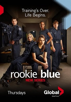 Download Rookie Blue 5ª Temporada AVI + RMVB Legendado