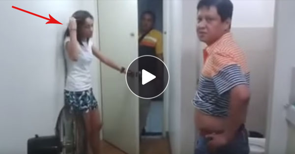 Husband Films Wife With Another Man