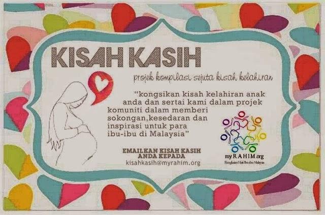 Kisah Kasih Umi Qi: Join Projek Kompilasi Sejuta Kisah Kelahiran