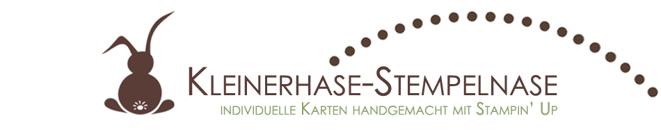 Kleinerhase-Stempelnase - Stampin&#39; Up Berlin