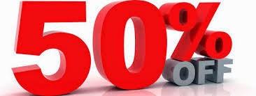 Ngày 08-09/04/2015 Mobifone khuyến mại 50% giá trị thẻ nạp