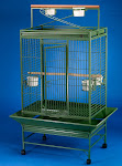 New Arrival!!  Big Parrot Cage