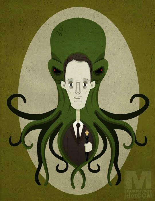 Pensamientos del Cuervo: Leyendo a Lovecraft: Relatos e Ideas para ...