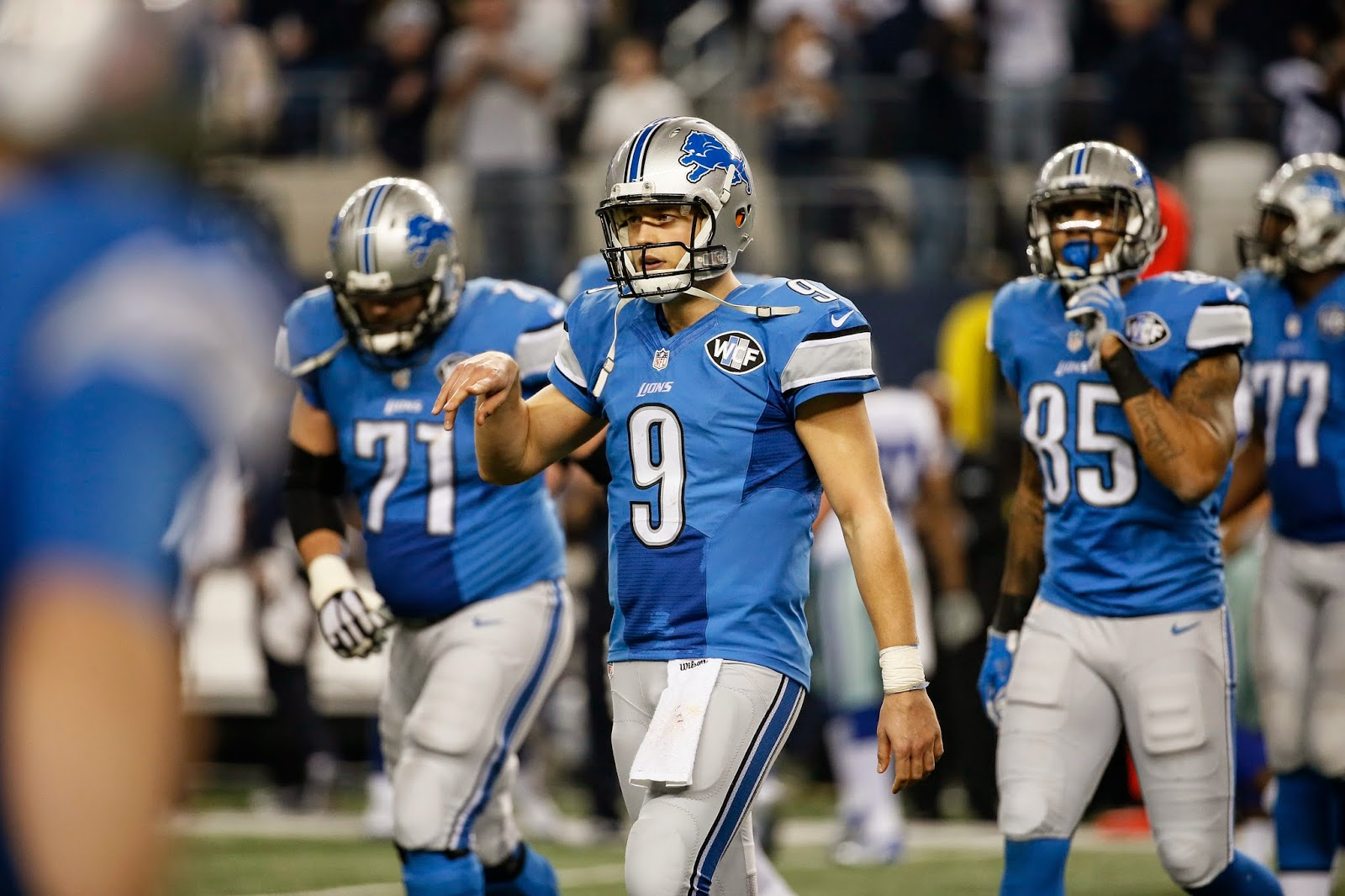 Join chat on Detroit Lions at 3 p.m. Thursday