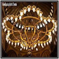 lampu gantung masjid 02