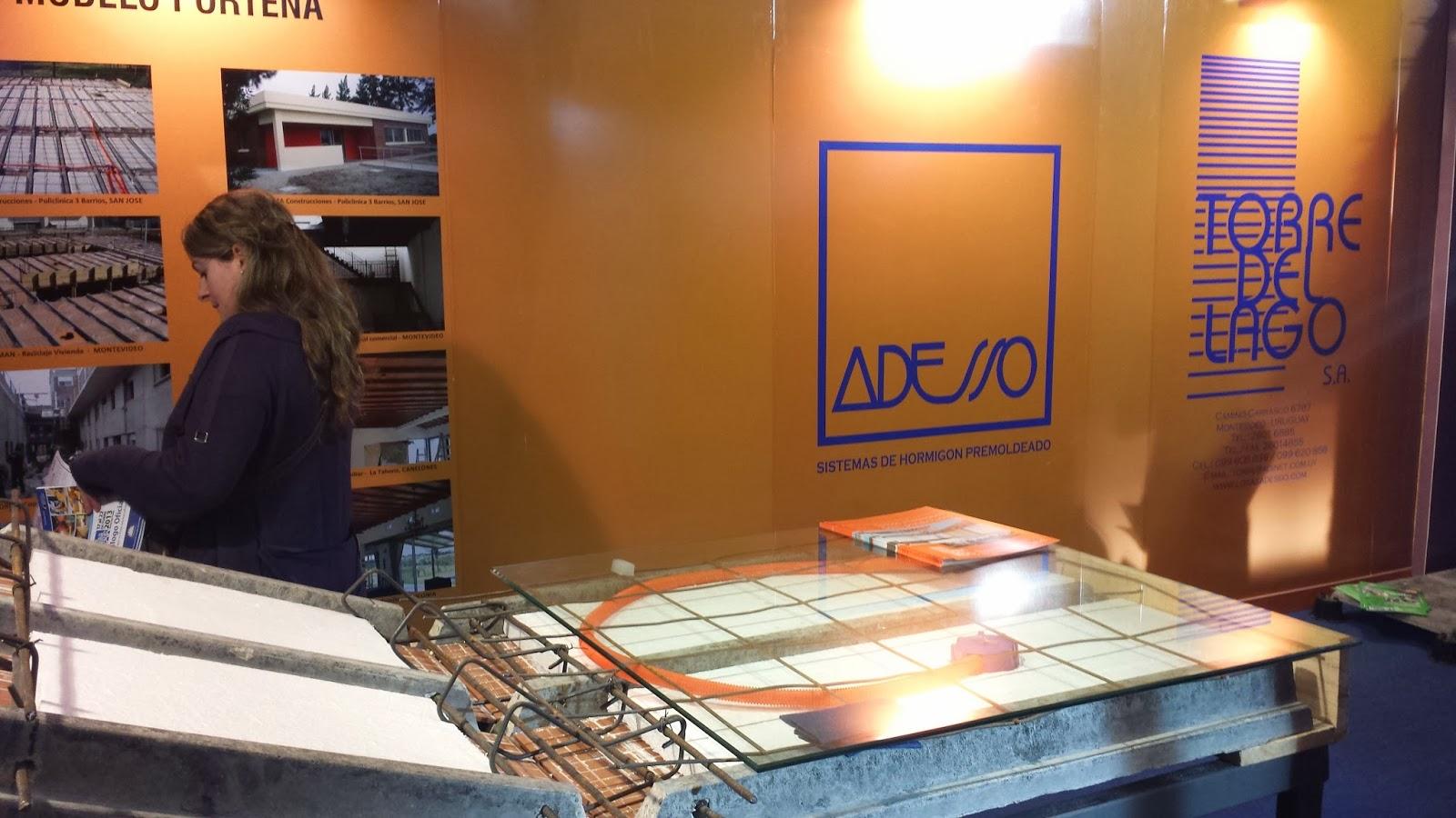 Design insider feria construcci n montevideo 2013 sistemas constructivos y prefab - Feria de casas prefabricadas ...