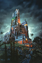 Twilight Zone Tower of Terror Disney World