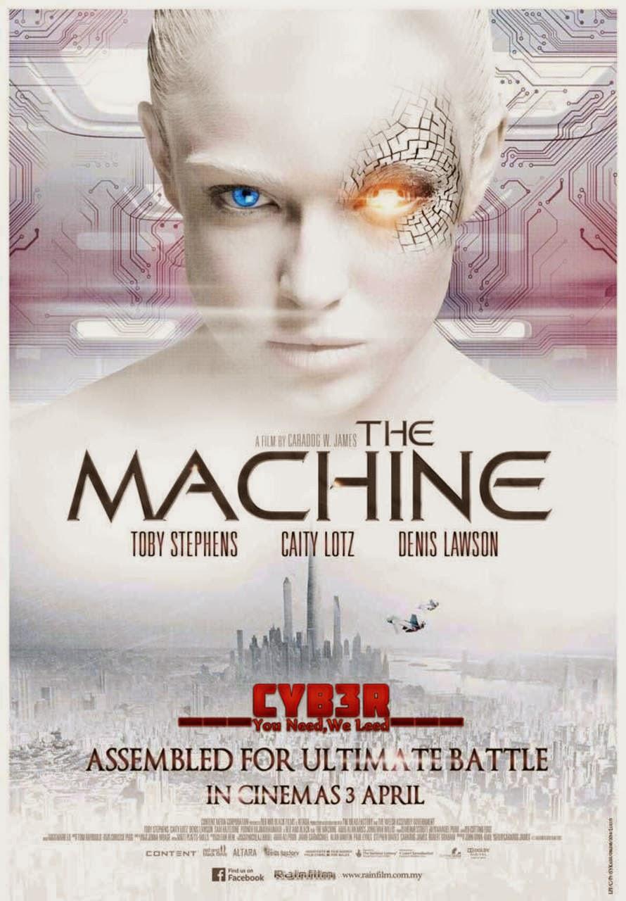 The Machine (2013) Online
