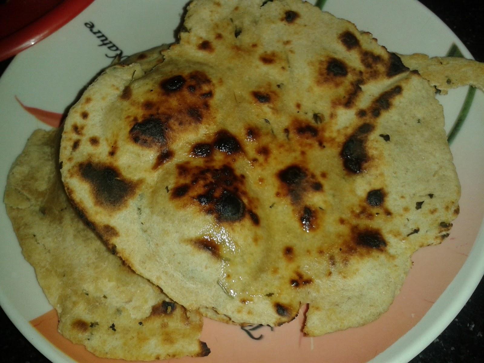 Tandoori roti recipe on tawa tandoori roti on stove top recipe