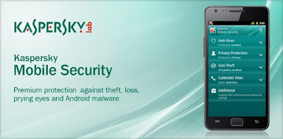 KASPERSKY MOBILE SECURITY 9.10.118 APK