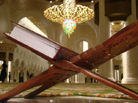 Cintakan Al-Quran, Kubur Bercahaya Hingga Ke Langit