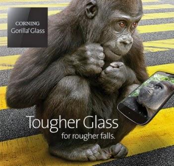 Corning luncurkan Gorila Glass 4, dua kali lebih kuat