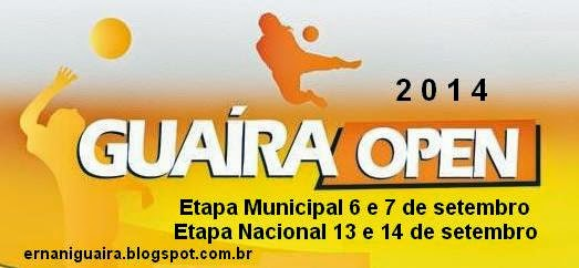 Guaíra Open 2014