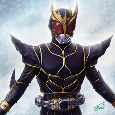 Kuuga Ultimate Form