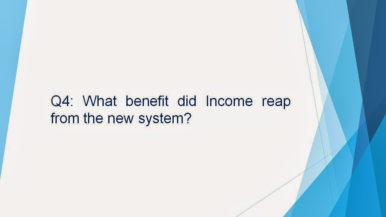 what benefits did income reap from the new system Social security benefits for widower-benefit cases threatened the system with a wave of new benefit and eligibility for federal income benefits.