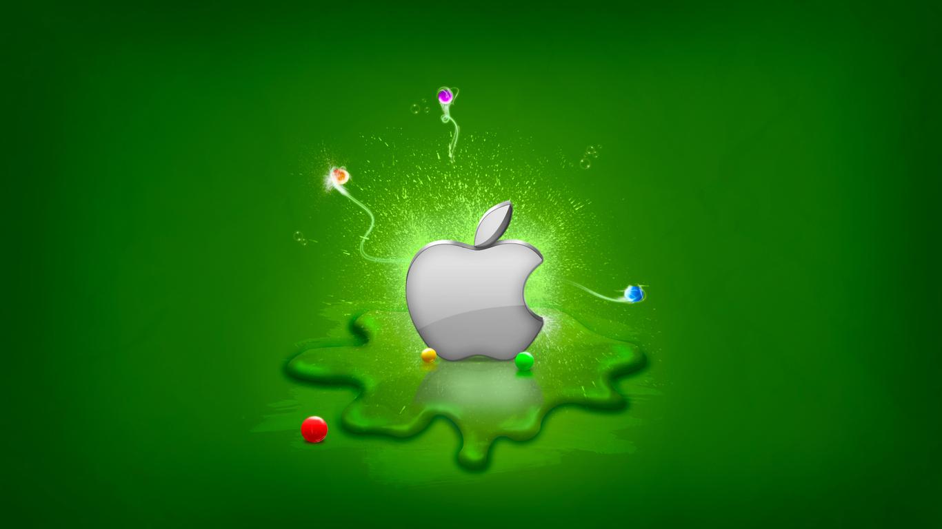 Apple Logo Wallpapers For Iphone Mac Full HD