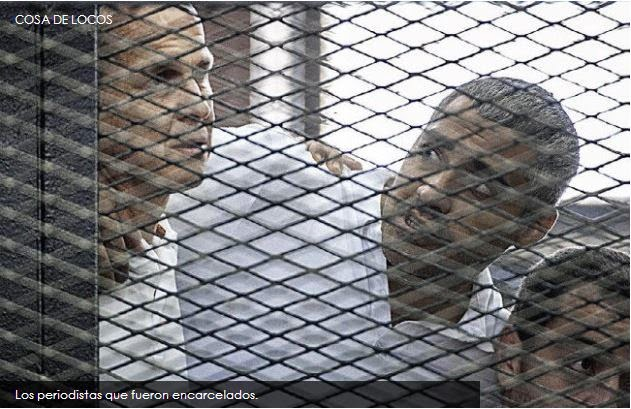 Condenan  entre 7 y 10 años de cárcel por dar noticias falsas