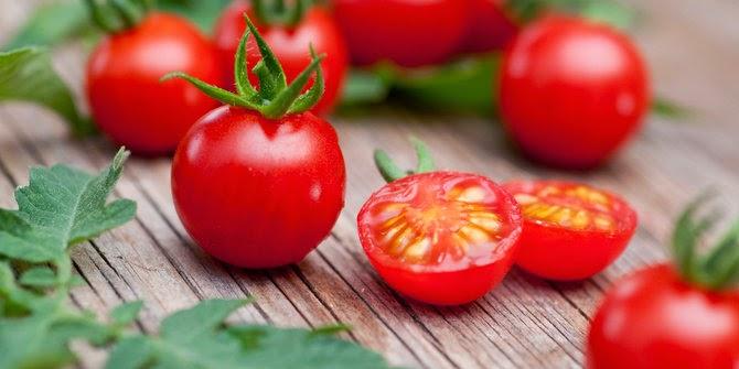 Alasan untuk lebih banyak makan tomat