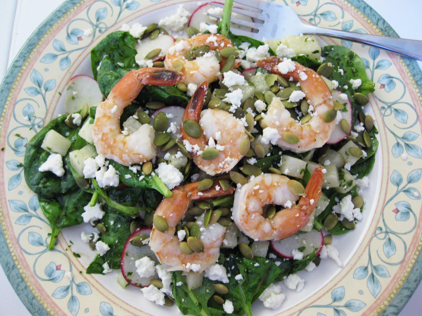 Bloatal Recall: Jicama, Radish and Pepita Salad
