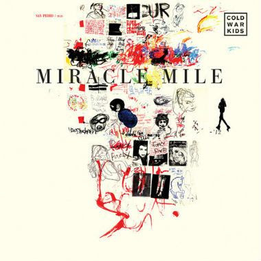 "COLD WAR KIDS ""Miracle Mile"""