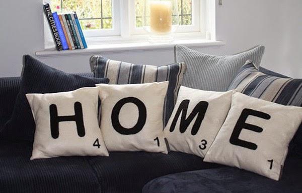 Almofadas Home