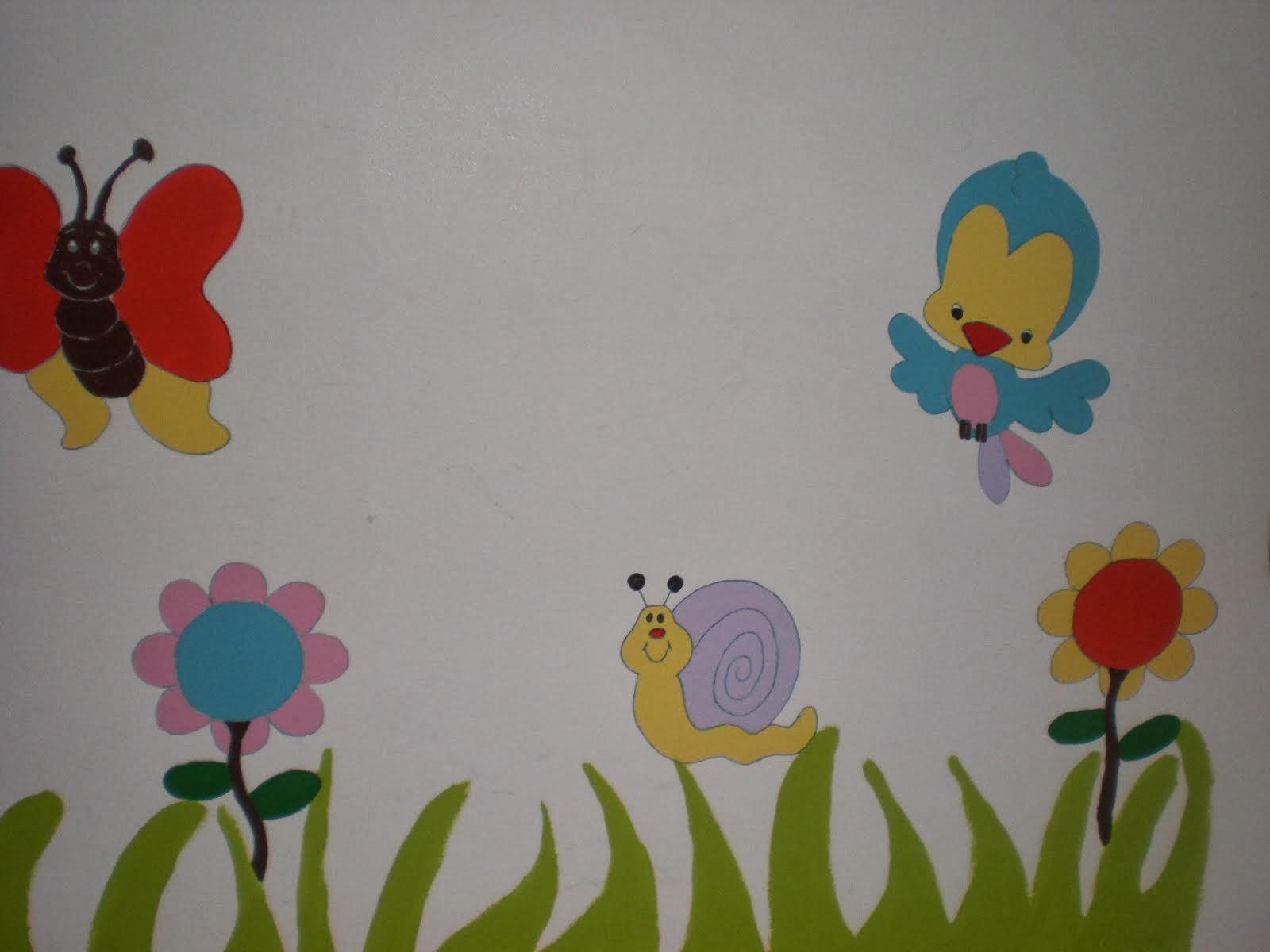 O nosso mural de entrada 2