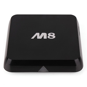 m8 Quad Core Android Media Streamer
