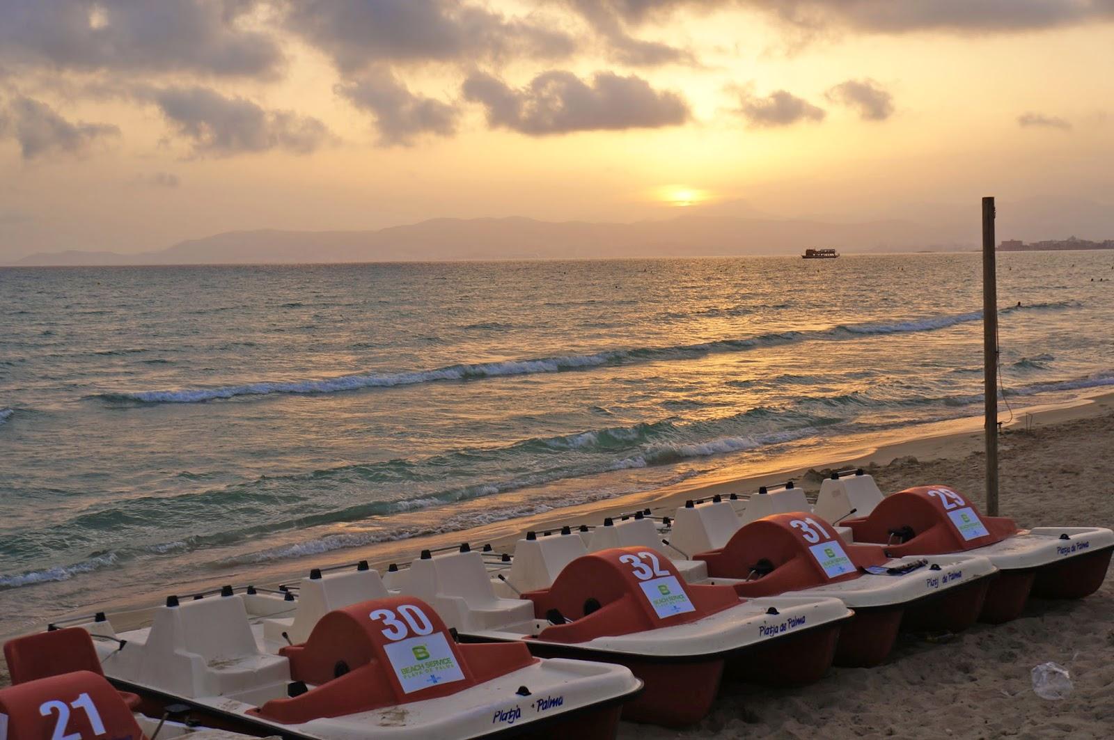 Playas de El Arenal