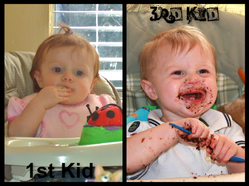 differences between kids