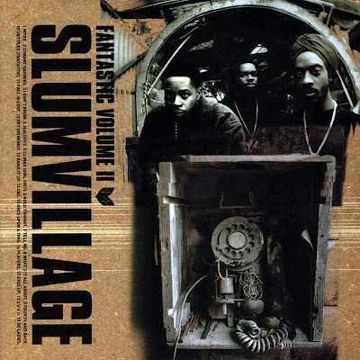 Slum Village – Fantastic Volume II (CD) (2000) (FLAC + 320 kbps)
