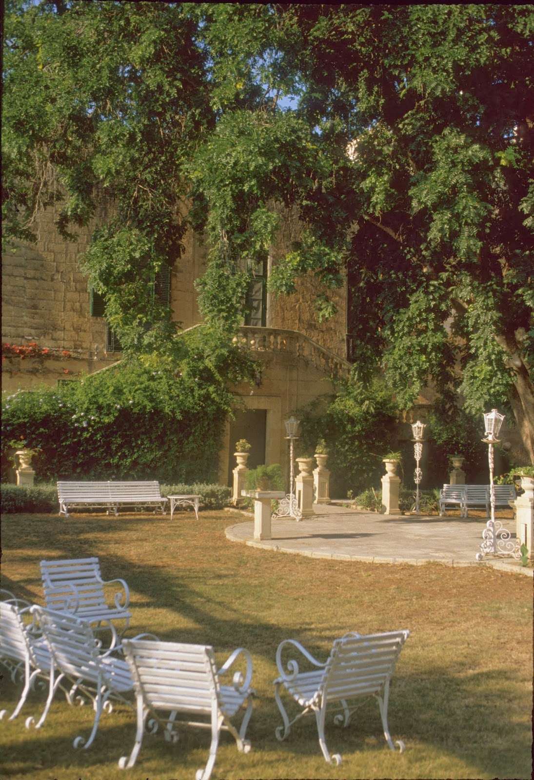 Le Crac: San Anton Palace Gardens