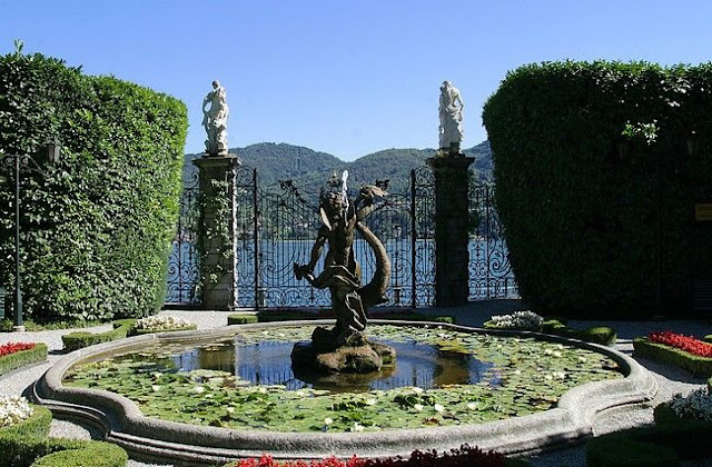 Horticultural Tourism in Lombardia