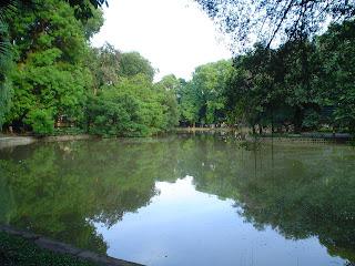 Jardin botanico de Hanoi