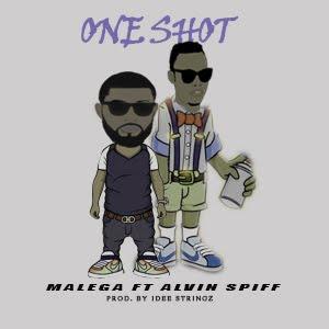 Malega ft Alvin Spiff - ONE SHOT