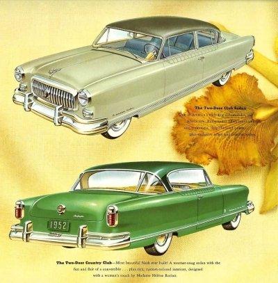 Old Cars Canada 1954 Nash