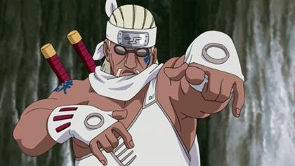 คิลเลอร์ บี (Killer B) @ Naruto