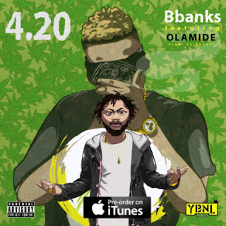 Bbanks - 4.20 ft. Olamide