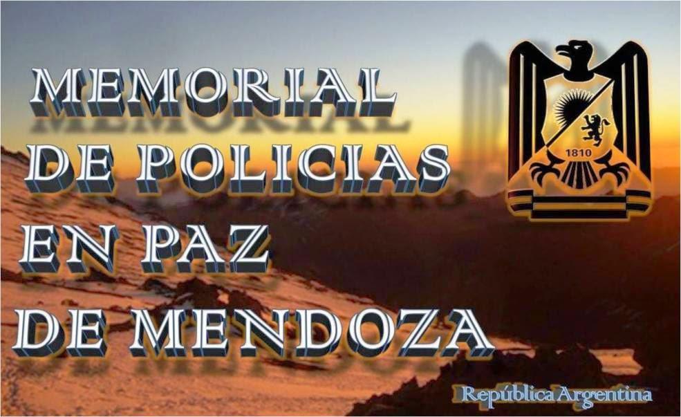 MEMORIAL POLICIAL