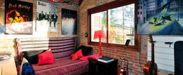 Galeri inspirasi Wallpaper Dinding Rumah Minimalis Modern 2015 yang menawan