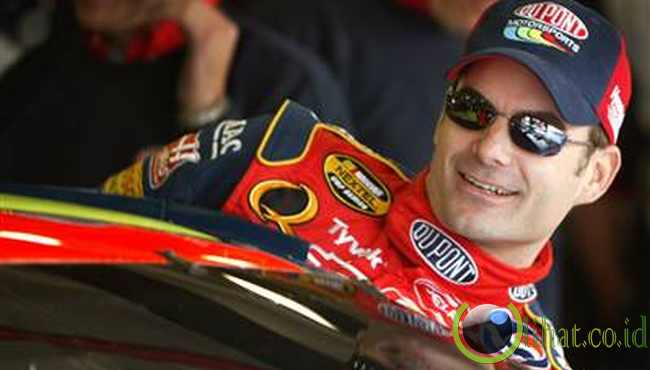 7. Jeff Gordon - NASCAR