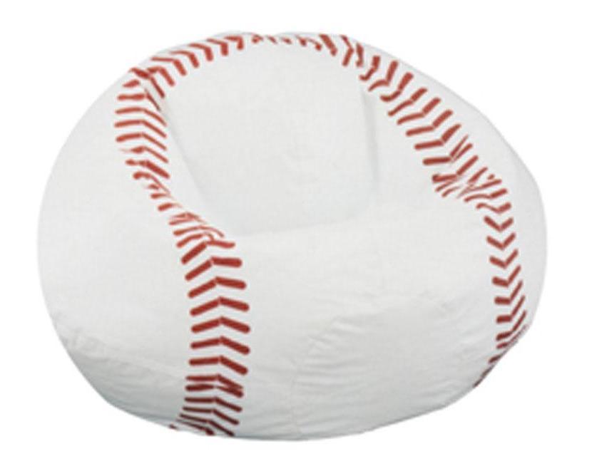 Puff pelota de baseball, con instrucciones