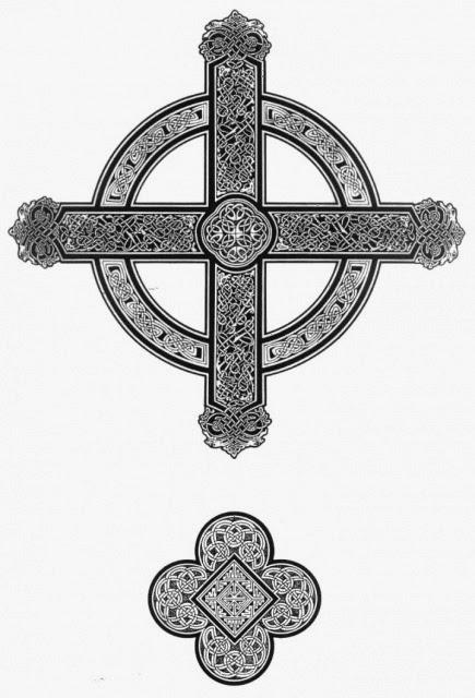 Кельтские узоры рисунки тату ВКонтакте - татуировки кельтский узор