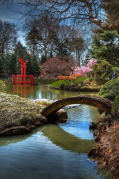 Brooklyn botanical gardens new york city a1 pictures for Hotels near brooklyn botanical garden