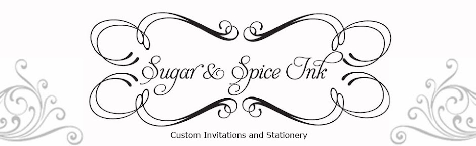 sugar and spice ink