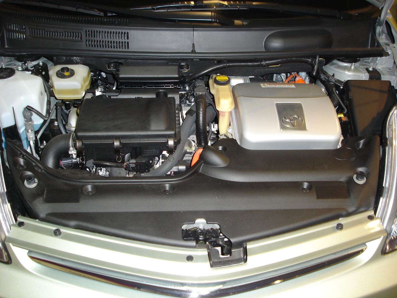 toyota auris 2007 engine diagram