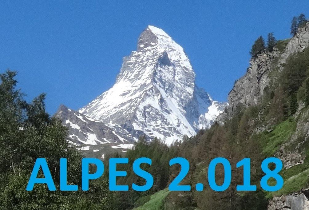 Viaje a Alpes 2018