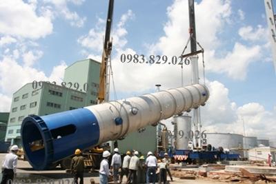 Thuê cẩu 100 tấn