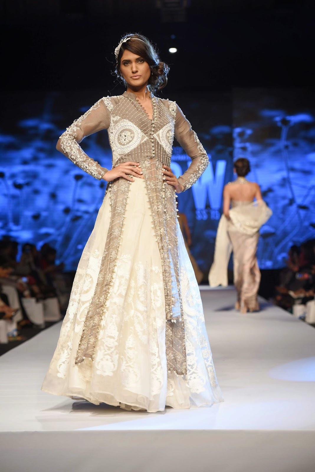 nadia ali in nida azwer TFPW15