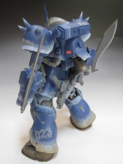 MG Gouf Custom